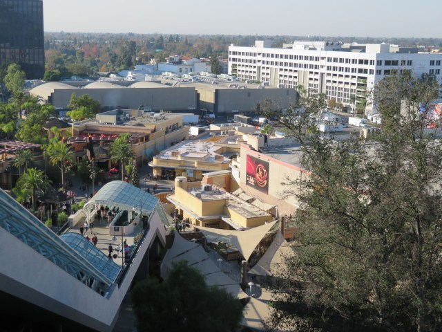 Lower Lot - Universal Studios Hollywood