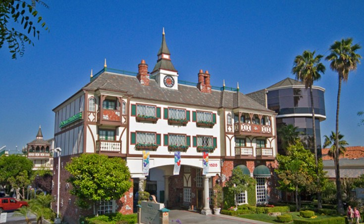 hotels near Disneyland California