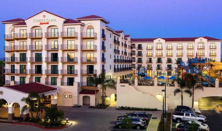 hotels near Disneyland California