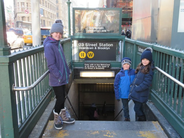 top things to do in New York with kids