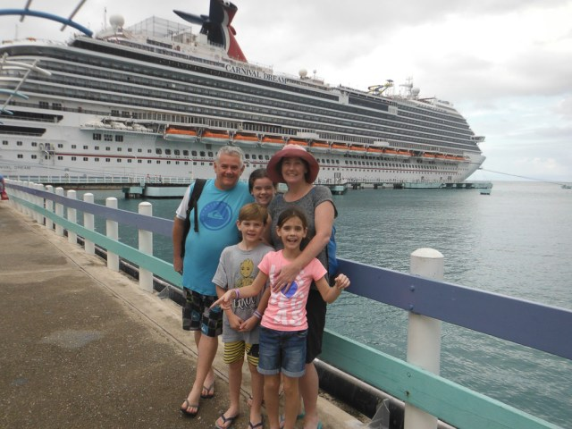 Carnival cruise with kids