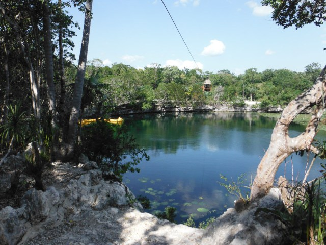 best cenotes near playa del carmen