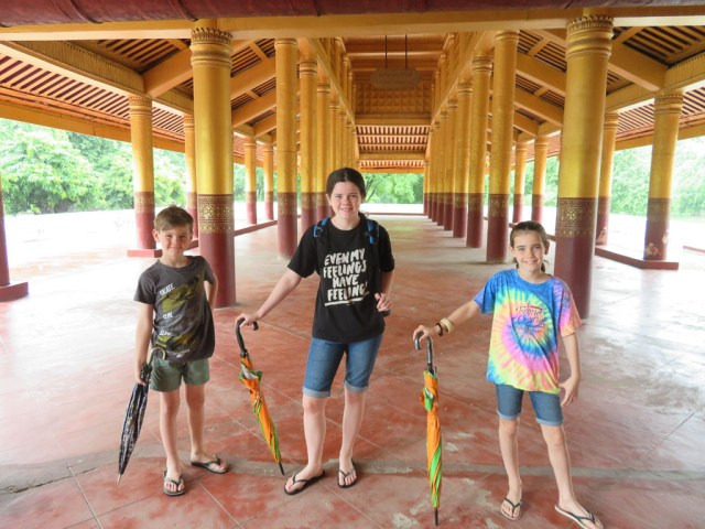 things to do in Myanmar with kids