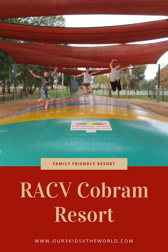 best family friendly resort in Cobram