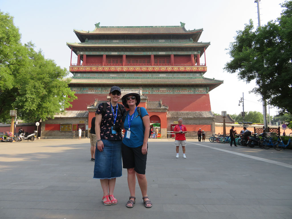 Beijing with kids