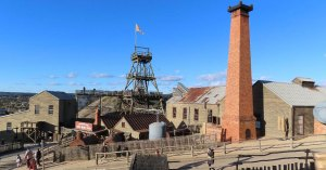Sovereign Hill, A timewarp to the 1850's gold rush era