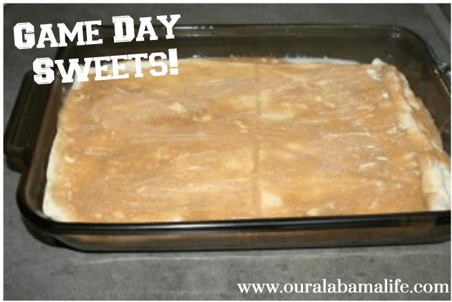 GameDay Sweets:  Soapapilla Cheescake  www.ouralabamalife.com