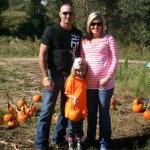 Field Trip!!! (And pumpkin patch visit #2)