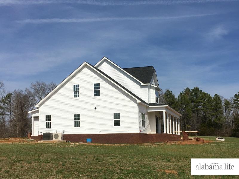 farmhouse update