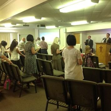 Congregational Singing