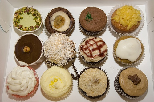 What Happens When A Passionate Baker Who Had Stint In New Yorks Magnolia Bakery Famous For Its Cupcakes Which Have Cultish Following Where Carrie
