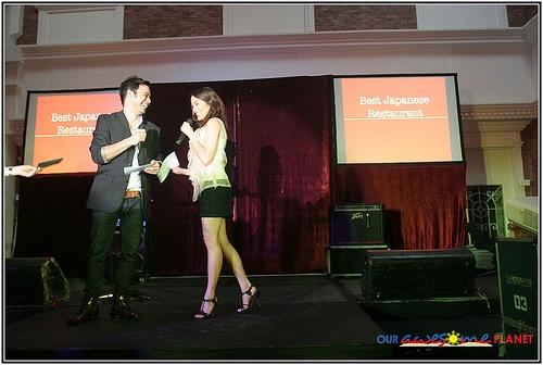 And the 2010 Manila's Best Kept Restaurant Secrets Awards