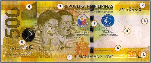 Philippine Currency The New Generation Our Awesome Planet