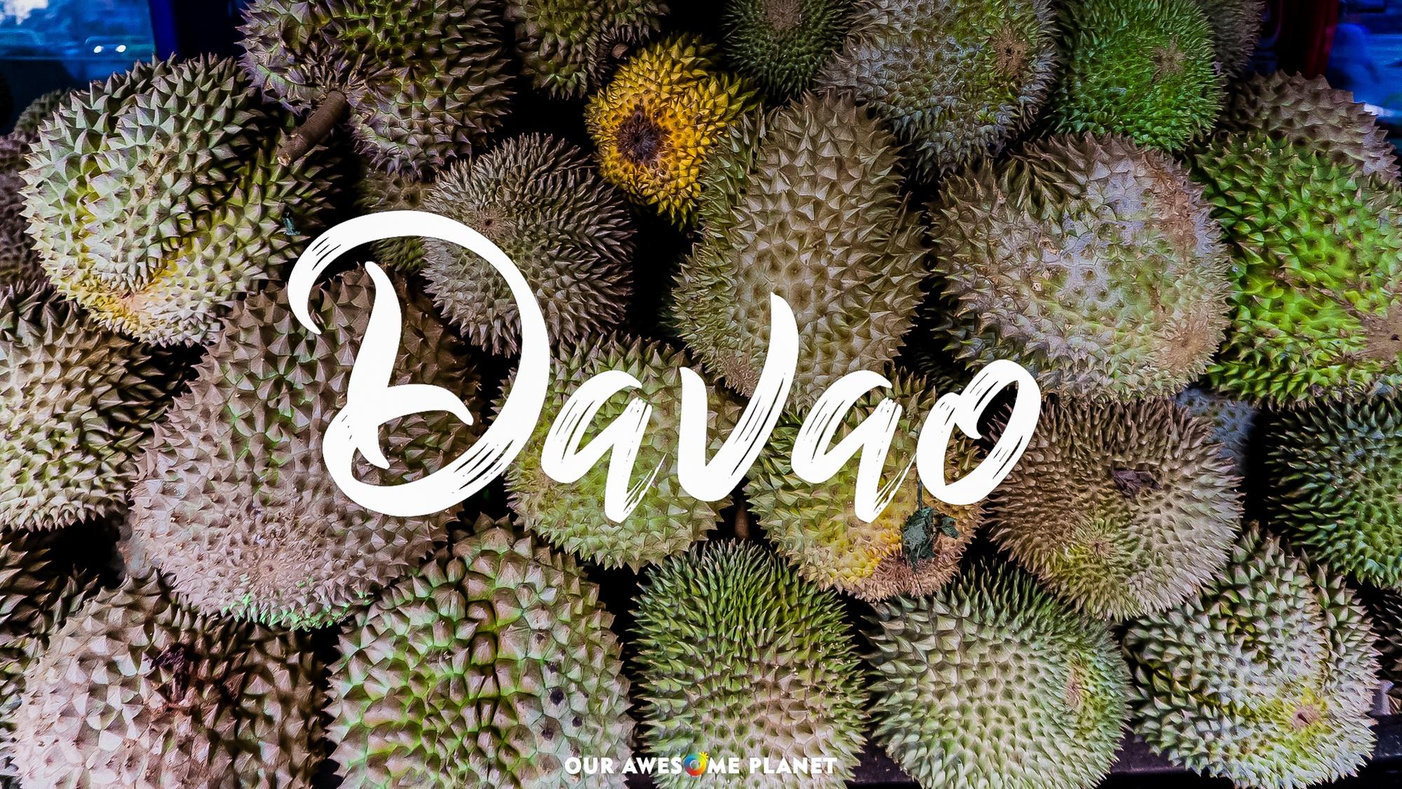 DAVAO FOOD: Kadayawan Festival Food Guide! @SedaAbreeza