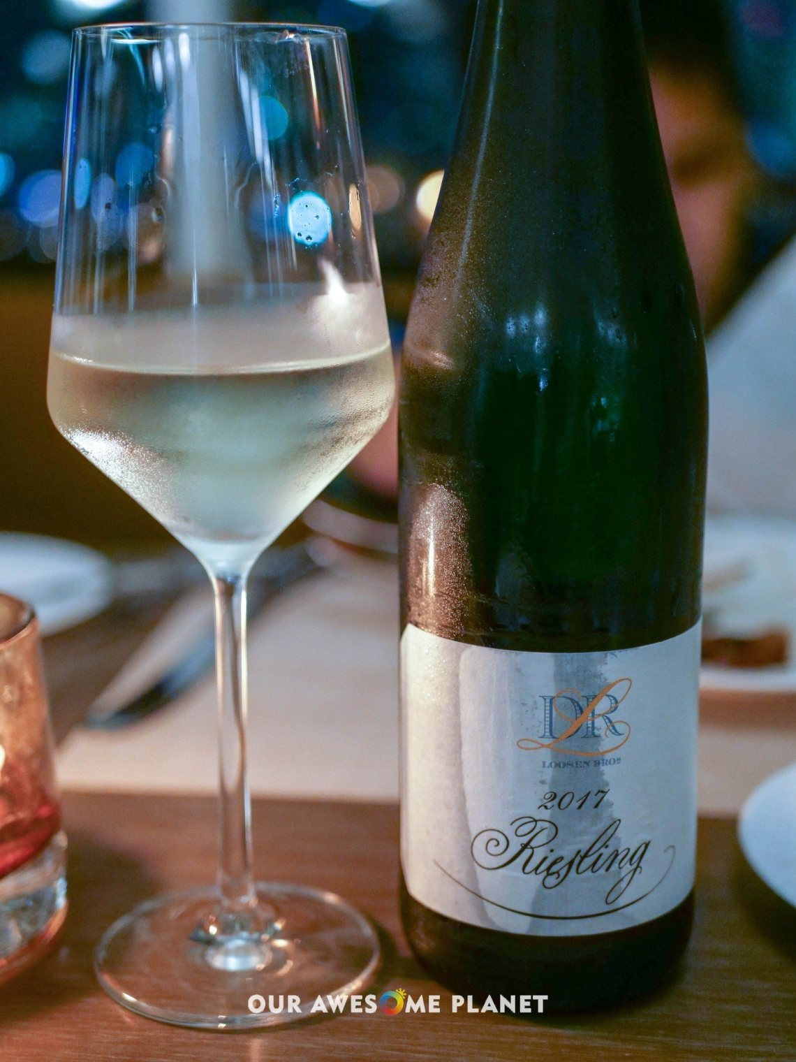 Dr. L Riesling (Glass - ₱475, Bottle - ₱1,850)
