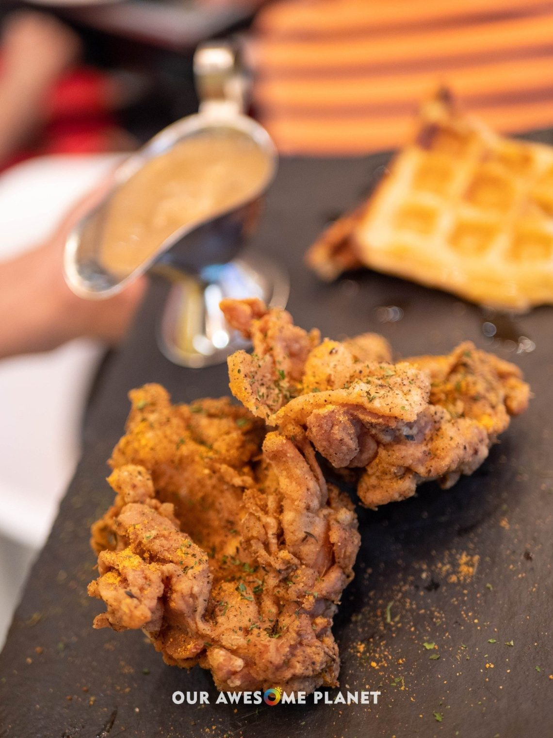 Megawatt House Fried Chicken