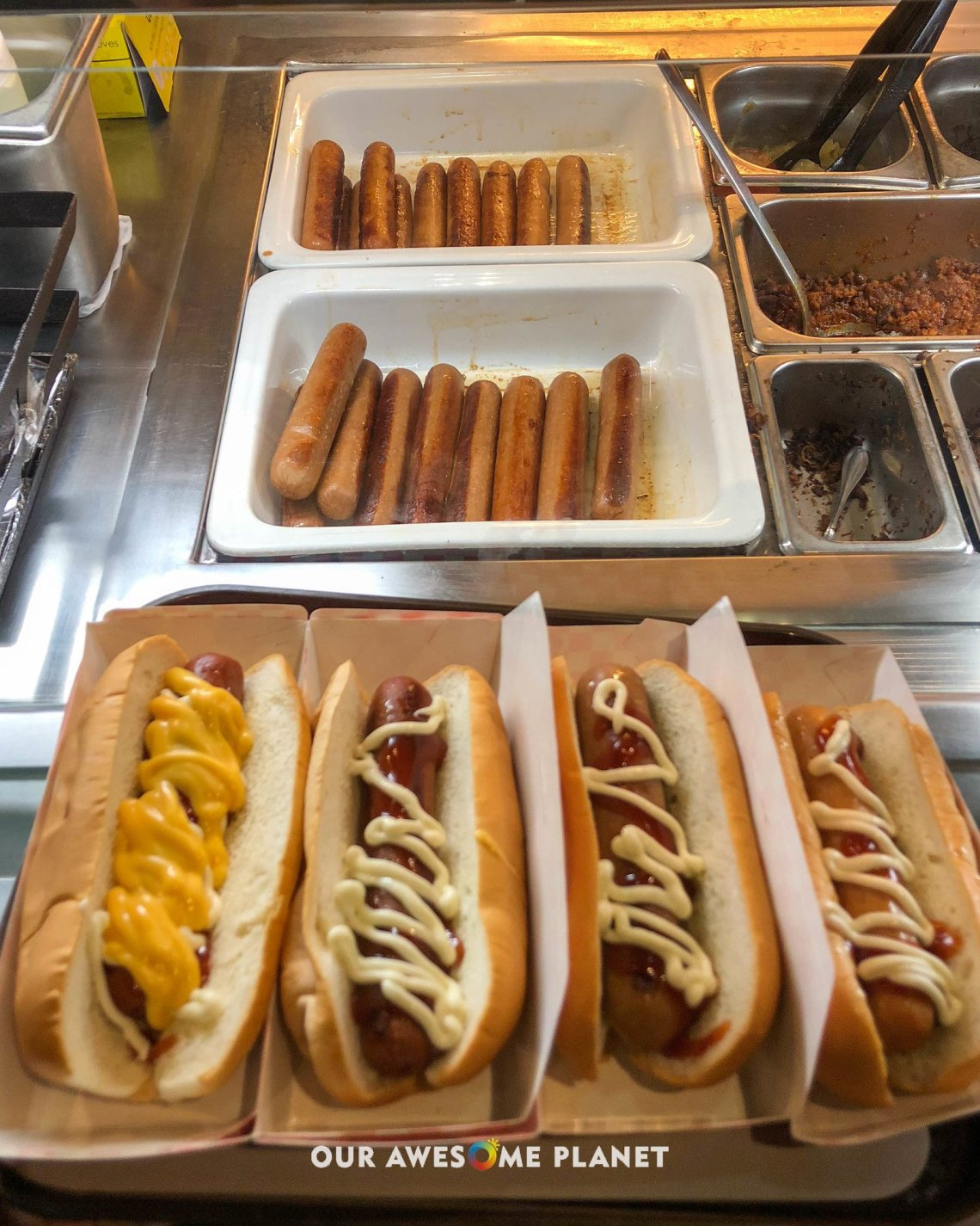 Franks Hotdogs