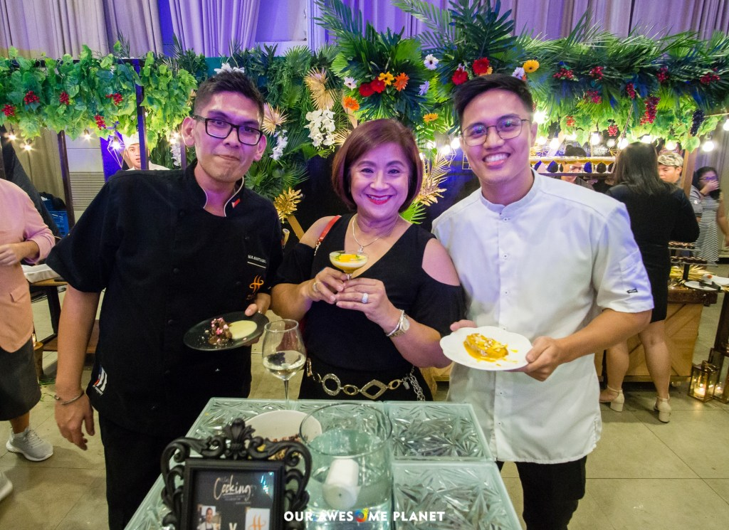 Who's Cooking: Chef x Caterer Collaboration Signature Menu