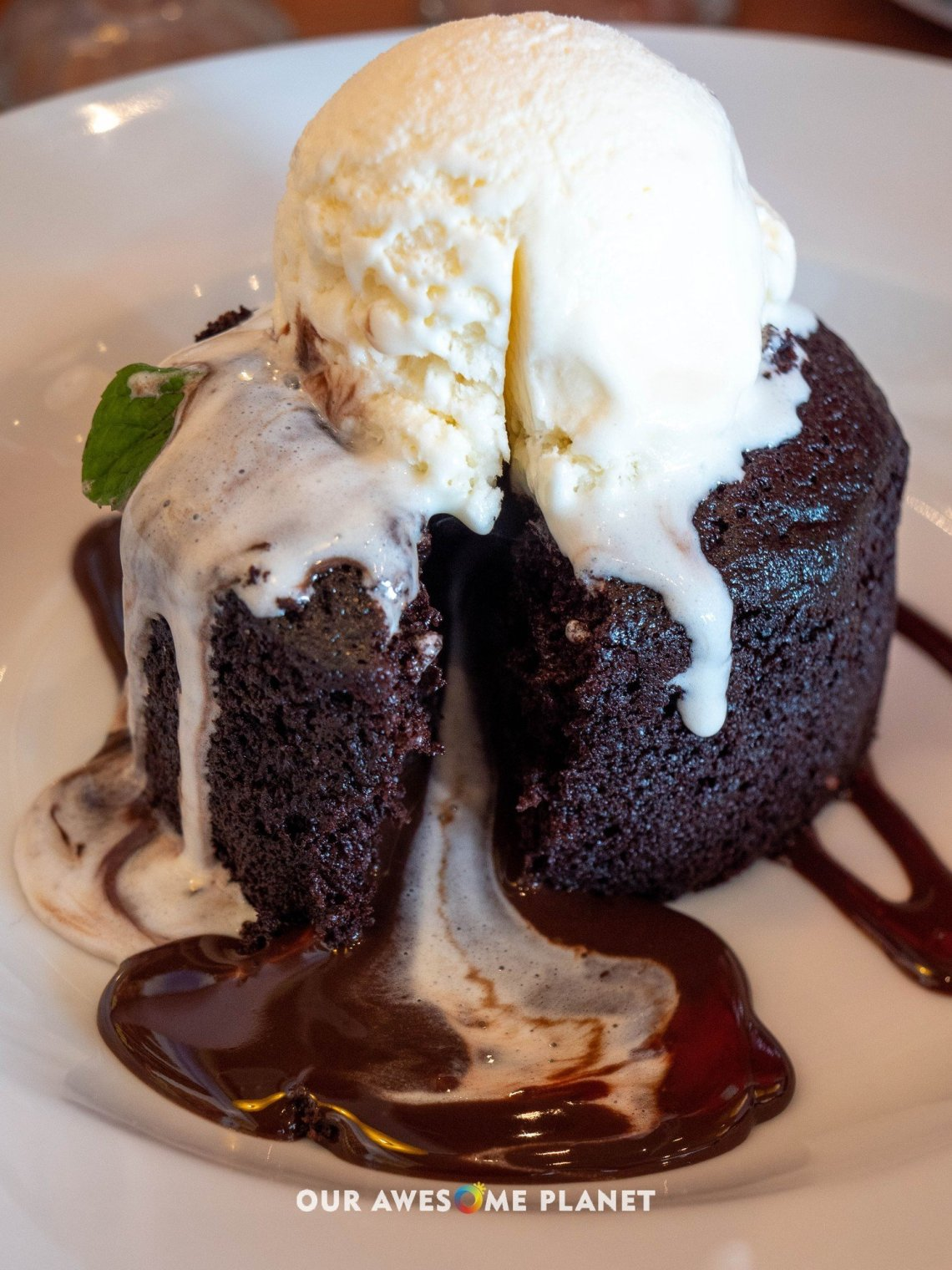 Chocolate Lava Cake