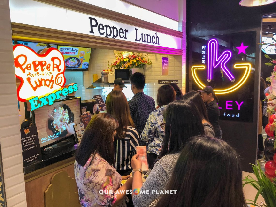 Food District Signatures: What to Expect @ BGC's First