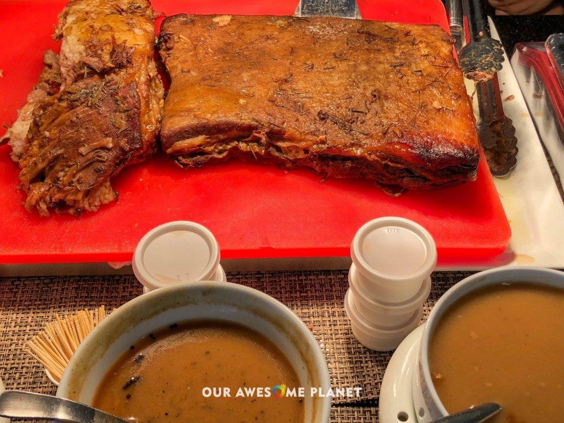 Roast Beef (100g - 195, 1 kilo - 1,500).
