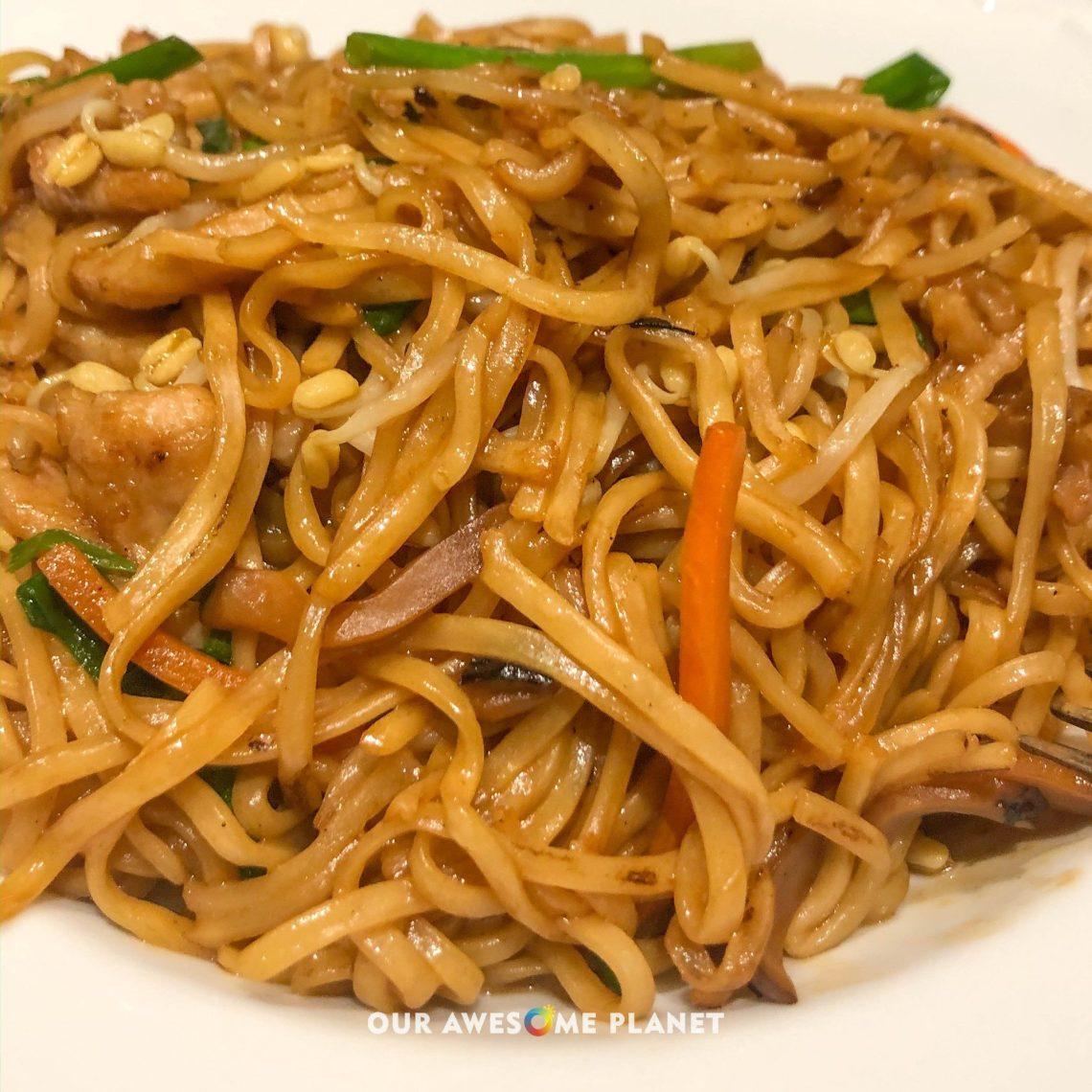 E-fu Noodle