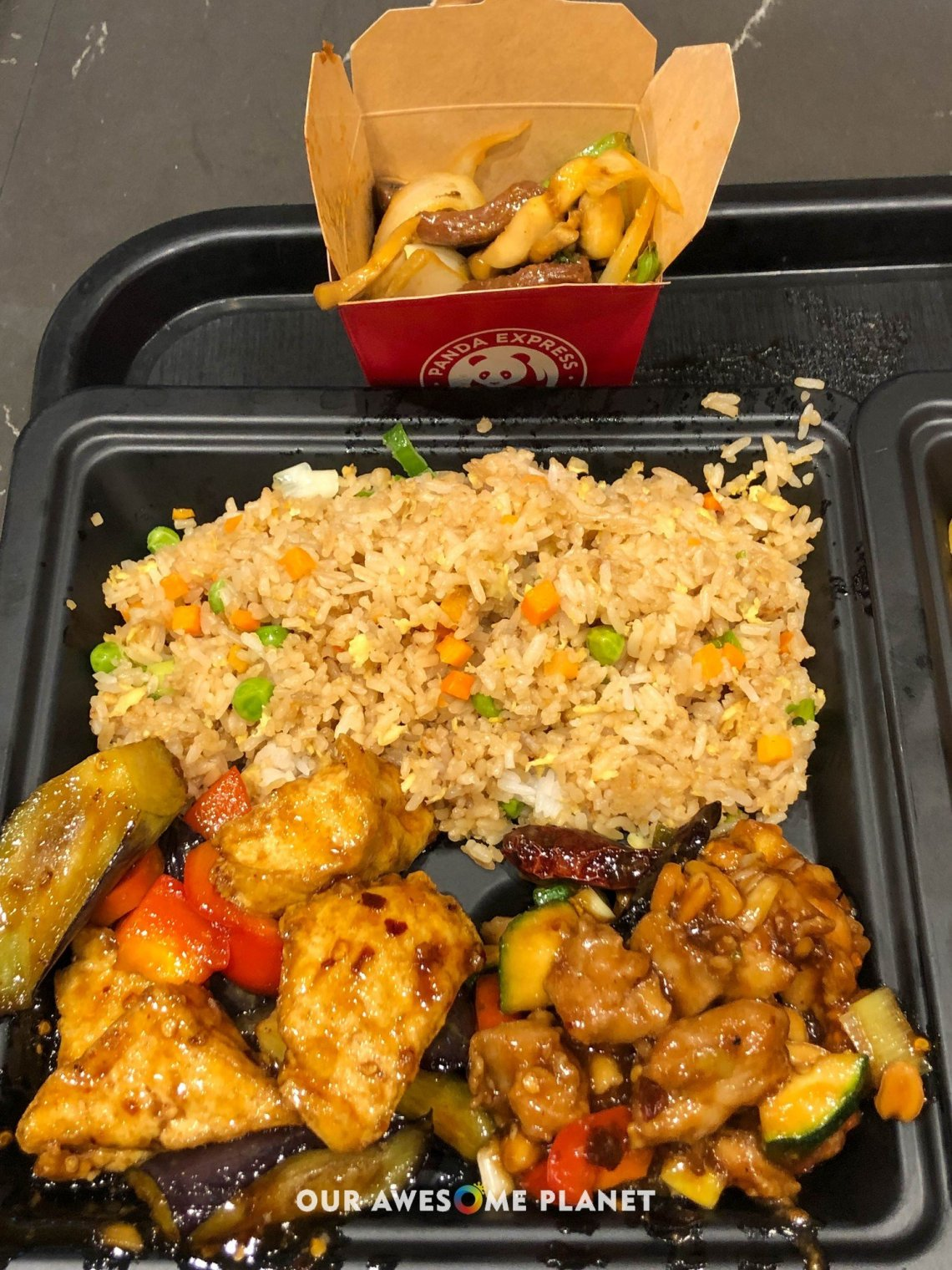 Spicy Bigger Plate Meal Size