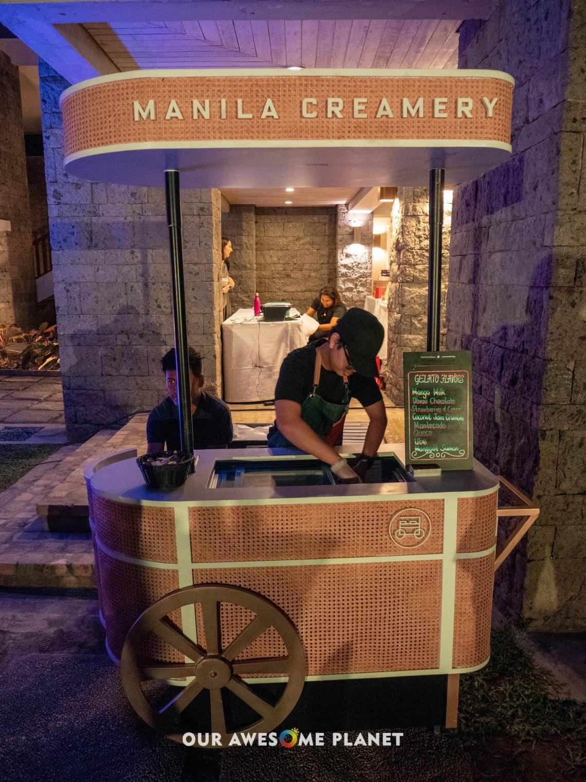 Manila Creamy Ice Cream