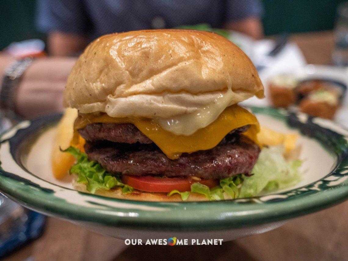Burger Chingolo