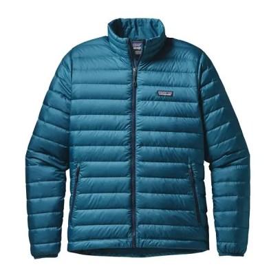 Men-s-Down-Sweater-Jacket_Deep Sea Blue