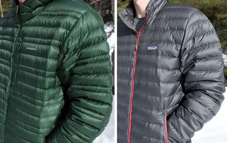 Patagponia Ultralight Down Sweater comparison_0