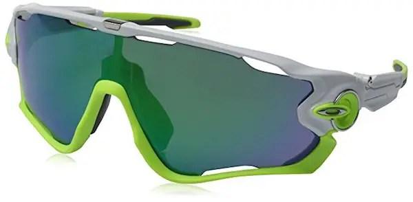 Oakley Men's Jawbreaker OO9290 Shield Sunglasses