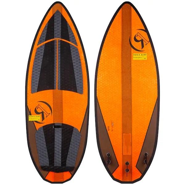 Ronix Hex Shell Skate Skimmer Wake Surf Board