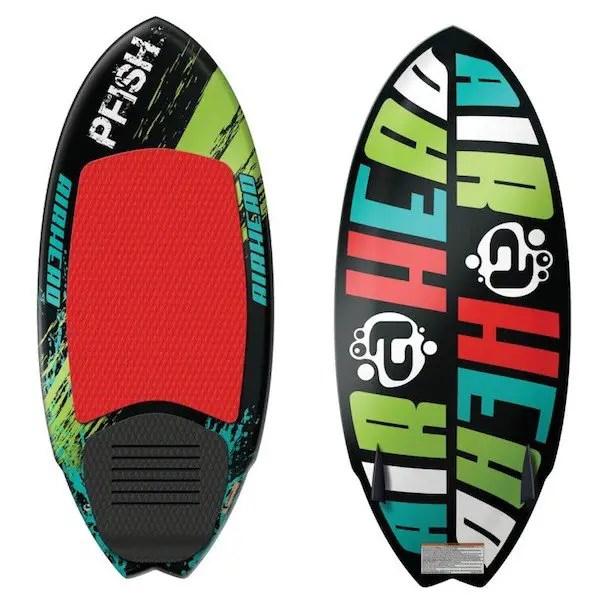 AIRHEAD Pfish Skim Style Wake Surf Board