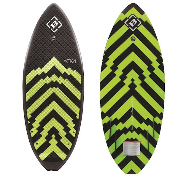 Byerly Action Wake Surfer