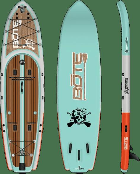 Bote Rackham - Fishing Paddle Board