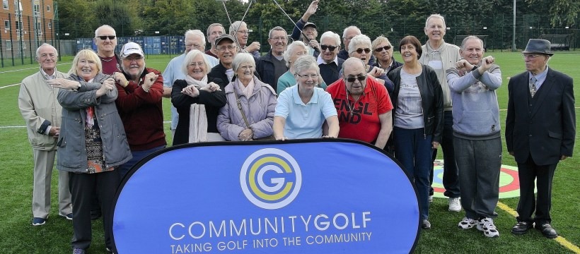 Any Old irons - community golf