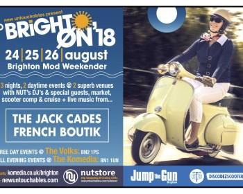 Mod Weekend Brighton