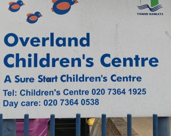 Overland Day Nursery, Parnell Road, Bow