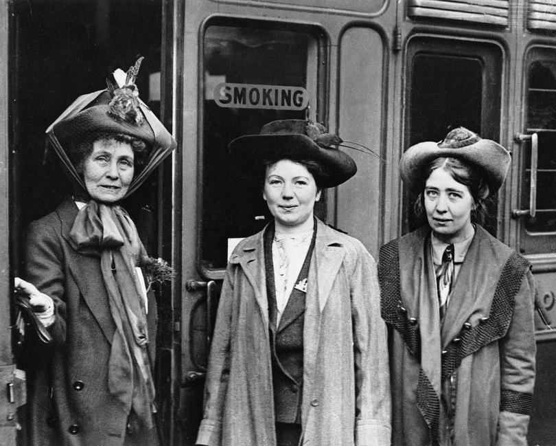 The Pankhurst family