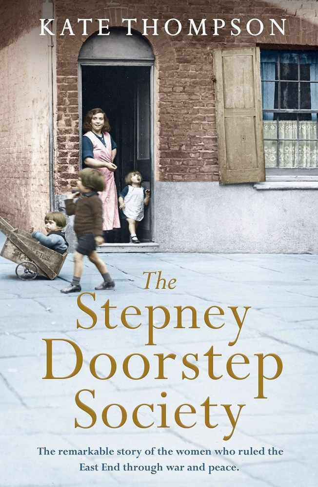 Stepney Doorstep Society book cover