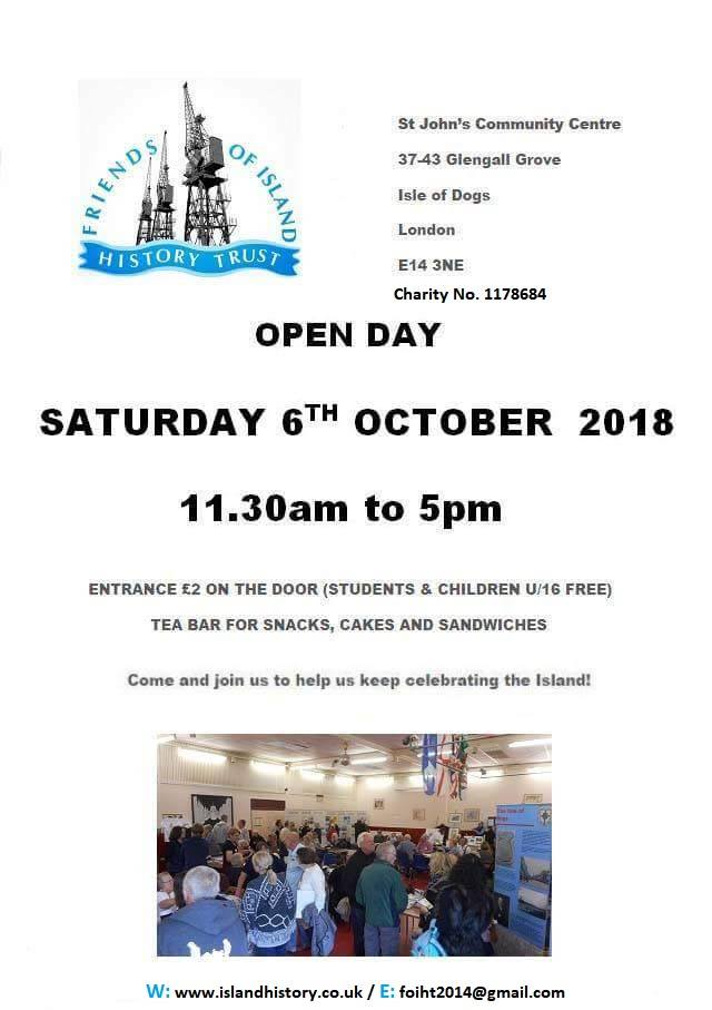 Friends of Island History Open Day