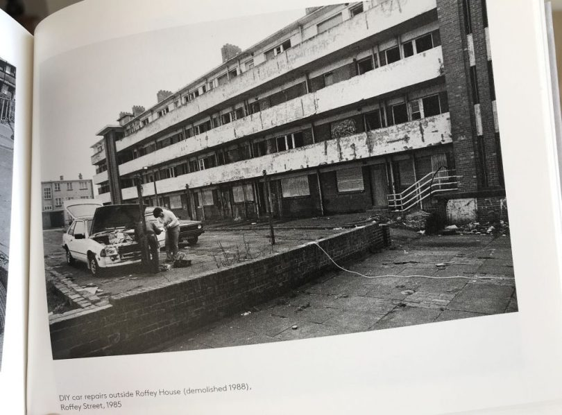 The book: The Isle of Dogs, before the big money.