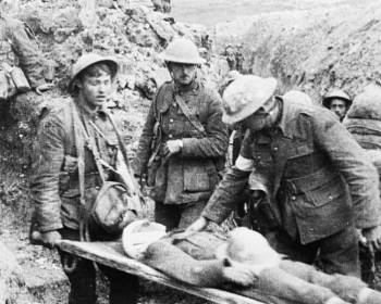 A British Casualty