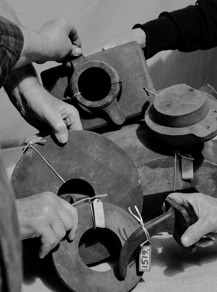 Industrial Objects by Robin Stein
