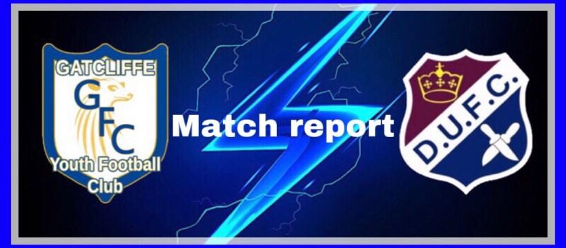 Gatcliffe vs Dagenham header