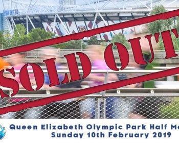 Olympic Park half marathon