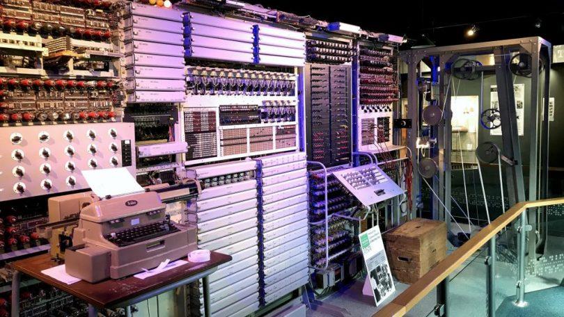 Colossus computer rebuild