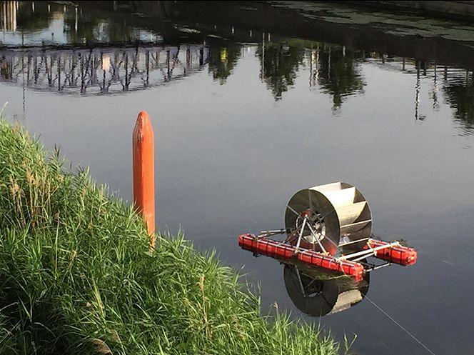 Active Energy Water Wheel