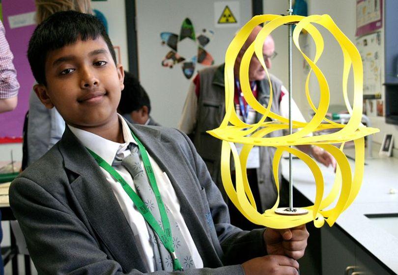 Active Energy model Bow School